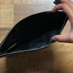 kate spade Bags - Kate Spade black clutch